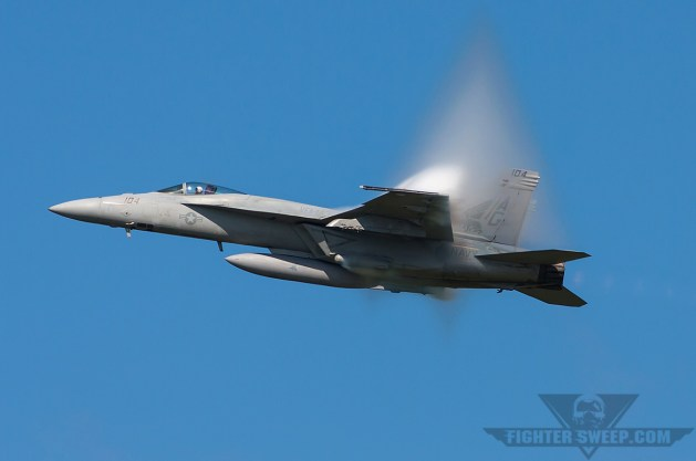 Navy Hornet Readiness a Major Issue