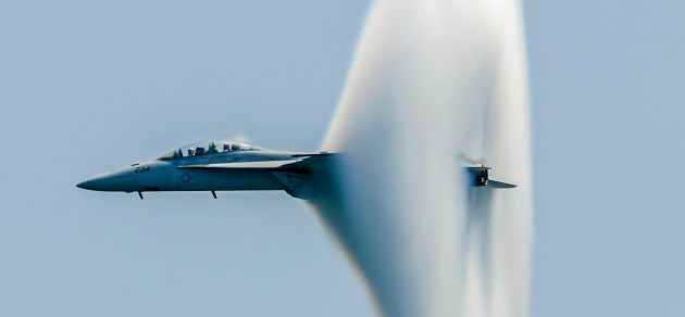 Ask a Fighter Pilot: What's it like to fly supersonic?