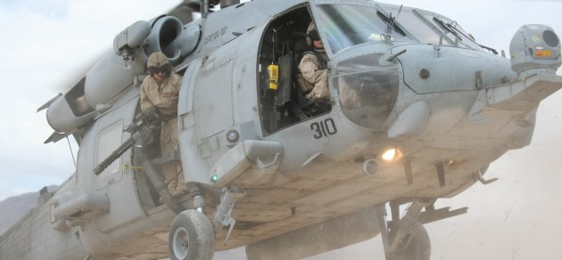 Helicopter Assault: Putting SOF on Target