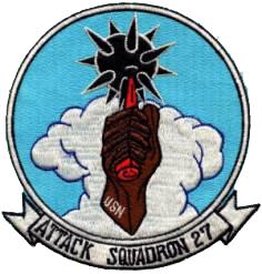 VA-27 Original Patch