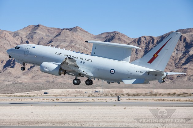 RAAF Participating in Red Flag 16-1!