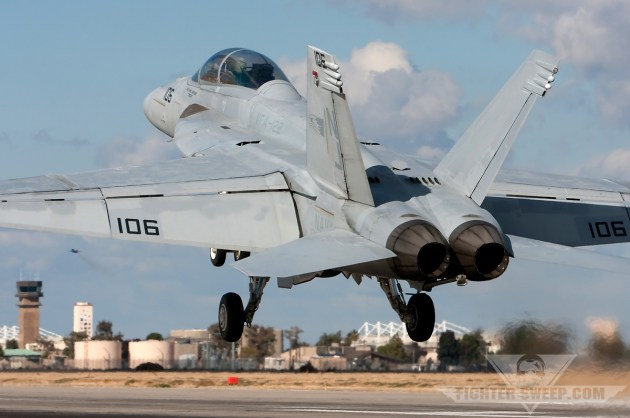 US Navy Grows Its Largest Master Jet Base
