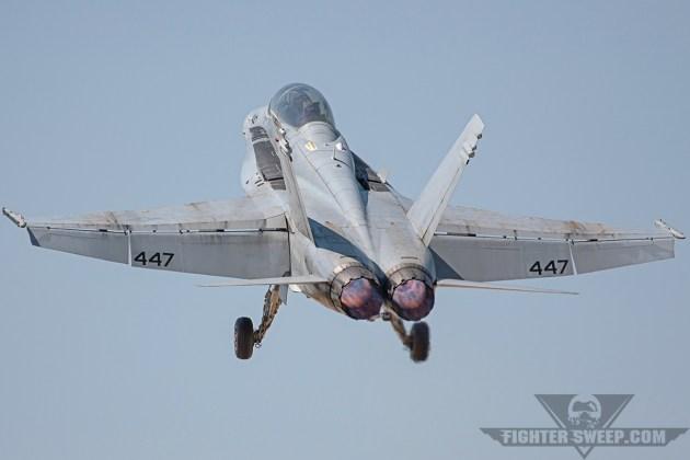 Burner Friday: VFA-125 F/A-18C Hornet