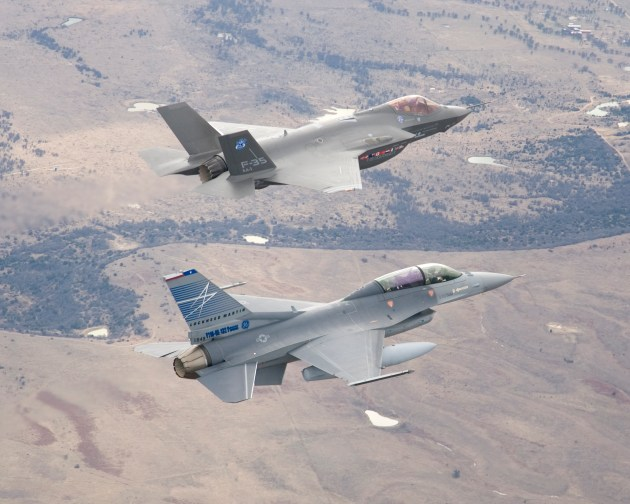 "Why The ""F-35 v F-16"" Article Is Garbage"