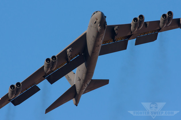 The B-52 Will Rise Again In Fight Against Daesh!