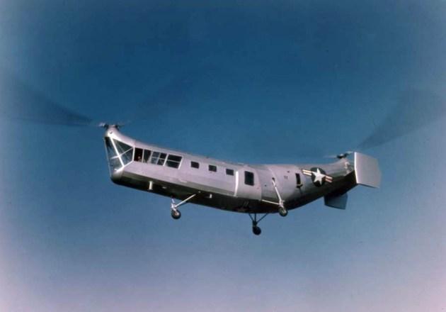 Piasecki_HRP-1G_US_Coast_Guard_in_flight