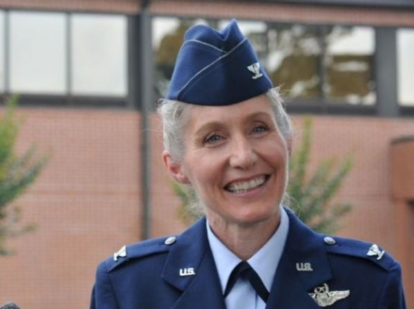 Col. Jeannie M. Leavitt has been selected for promotion to brigadier general to command the 57th Wing, Air Combat Command at Nellis Air Force Base. She is currently principal military assistant to Secretary of Defense Ashton Carter, Office of the Secretary of Defense at the Pentagon.