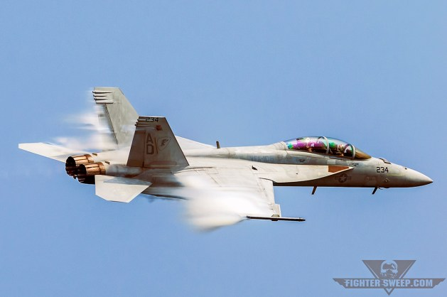 BREAKING: 2 Hornets Crash Off NC Coast
