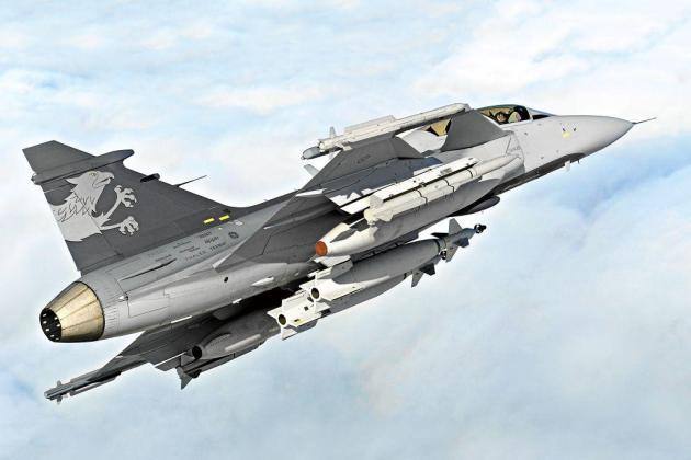 Finland To Buy Saab JAS-39 Gripen-E?