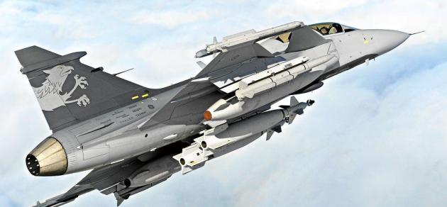 Finland To Buy Saab JAS-39 Gripen-E?