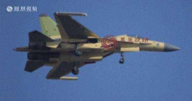 Do The Chinese Have A Wild Weasel?