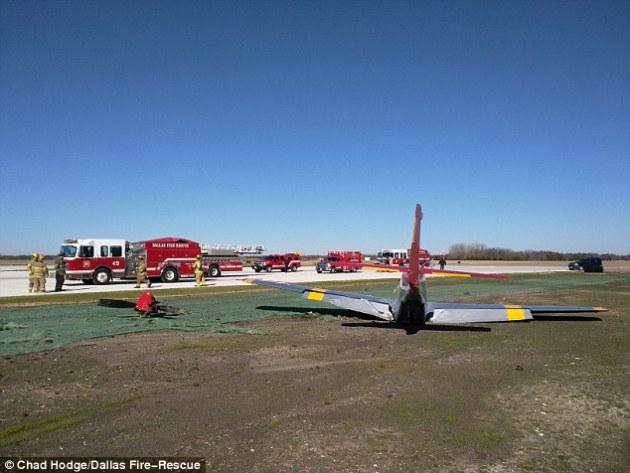 Photo courtesy of Chad Hodge/Dallas Fire-Rescue