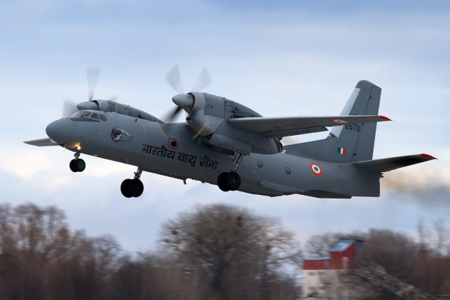 India To Overhaul of Troubled An-32 Fleet