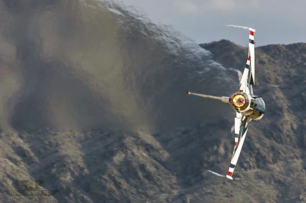 The Thunderbirds En Route To Daytona!