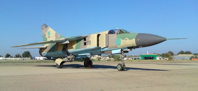 Did Daesh Really Shoot Down A Libyan MiG-23?
