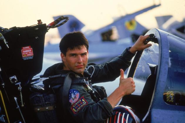 Ask a Fighter Pilot: Are Top Gun quotes taboo?