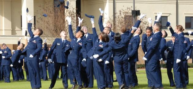 OTS Graduation: The Journey Begins!