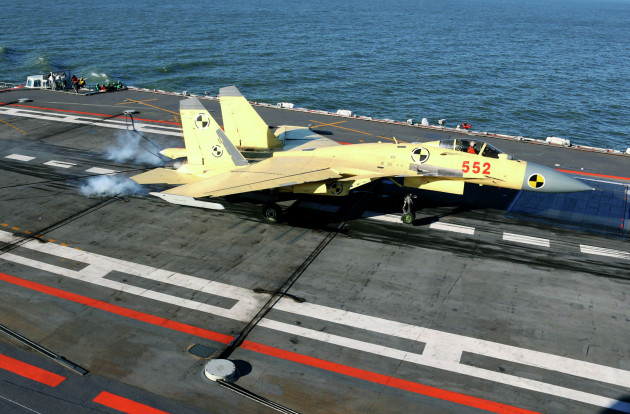 China: Second Aircraft Carrier Being Built