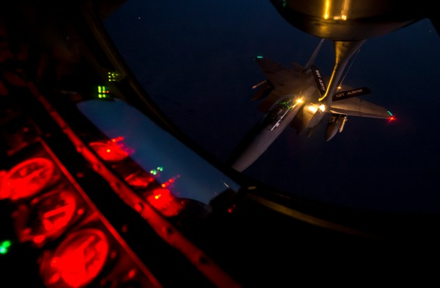 """Bombs """"Loaned"""" By US In Fight Against Daesh"""