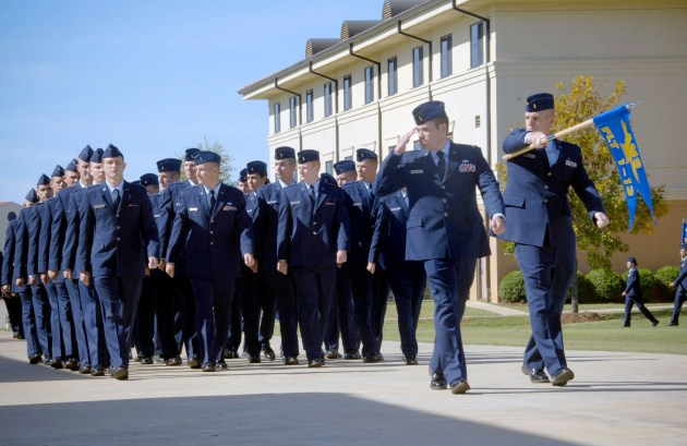 Facts and Figures From Air Force OTS