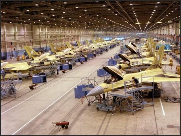 F-16s To Be Produced In India?