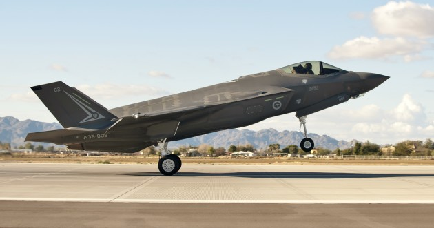 Lockheed: Partners Must Decide On F-35 Block Buy