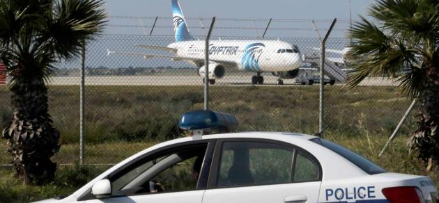 EgyptAir Flight 181 Hijacked; All Aboard Safe
