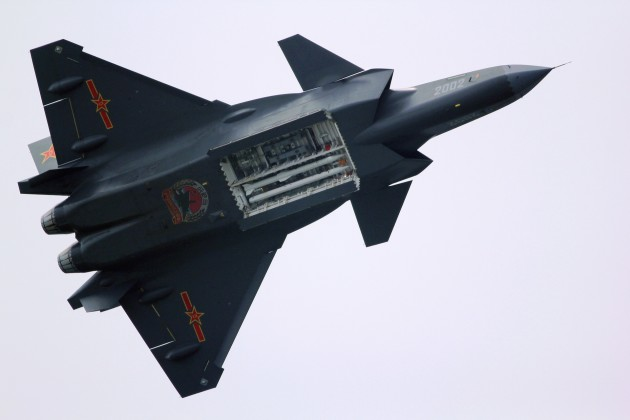 General Welsh: PLAAF To Be Larger Than USAF By 2030