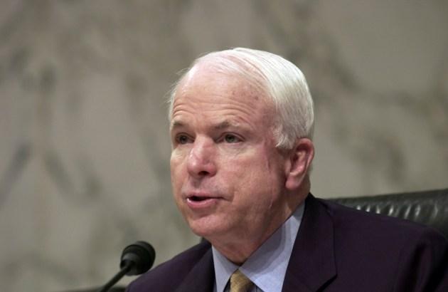 Senator McCain Challenges CSAF On A-10