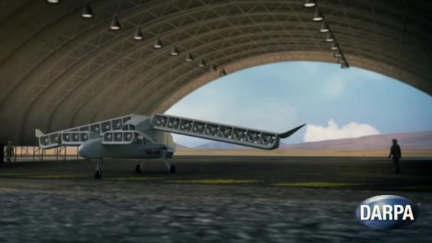 DARPA Teases VTOL X-Plane Concept