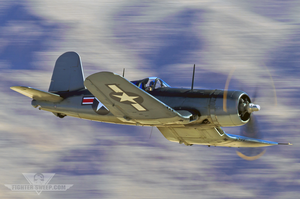 Whistling Death: How The Corsair Got Its Nickname | Fighter Sweep