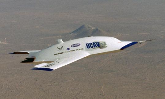 Boeing_X-45A_UCAV