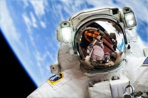 Wiseman Spacewalk, Photo: Google Images