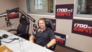Joe Porrazzo interviews with ESPN 1700 AM