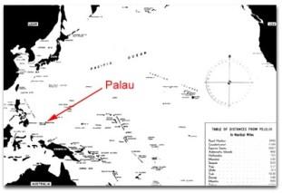 Pacific Map, Credit: BentProp.org