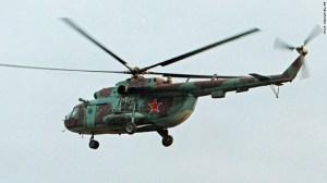 Mi-8 Helicopter, Source: CNN