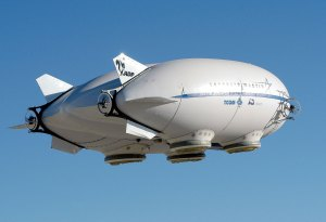 Lockheed Martin Aeronautics Company - Palmdale P-791 Airship First Flight 01-31-2006 Photo by Bob Driver