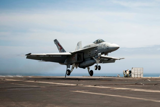 Carrier Aviators Going On A Magic Carpet Ride Fighter Sweep