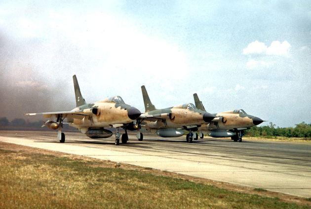 "F-105 ""Thud"" Mechanic Recalls Vietnam Days   Fighter Sweep"