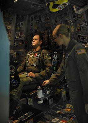 The Holloman Centrifuge seat. Still gives me chills. Courtesy Holloman AFB