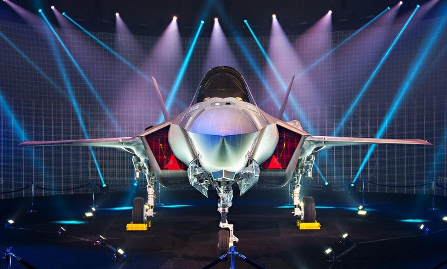 Israel-F-35-Adir-Debut