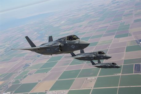 f-35b-Marine Fighter Attack Squadron 121