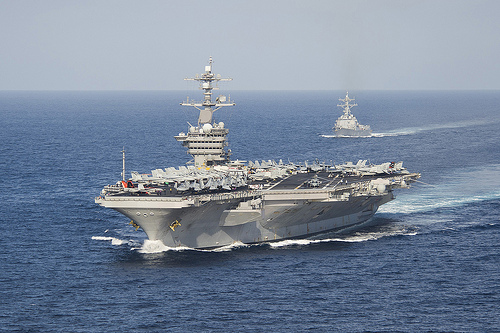 carl vinson strike group cvn 70