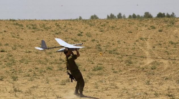 israeli-skylark-drone-launch