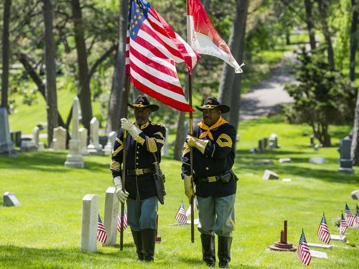 Buffalo Soldier Commemoration