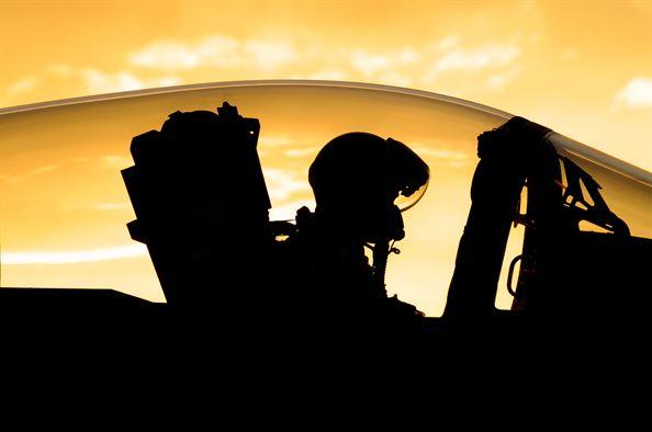 Nellis Air Force Base Nev Oregon Air National Guard Lt Col Nick Rutgers f-15