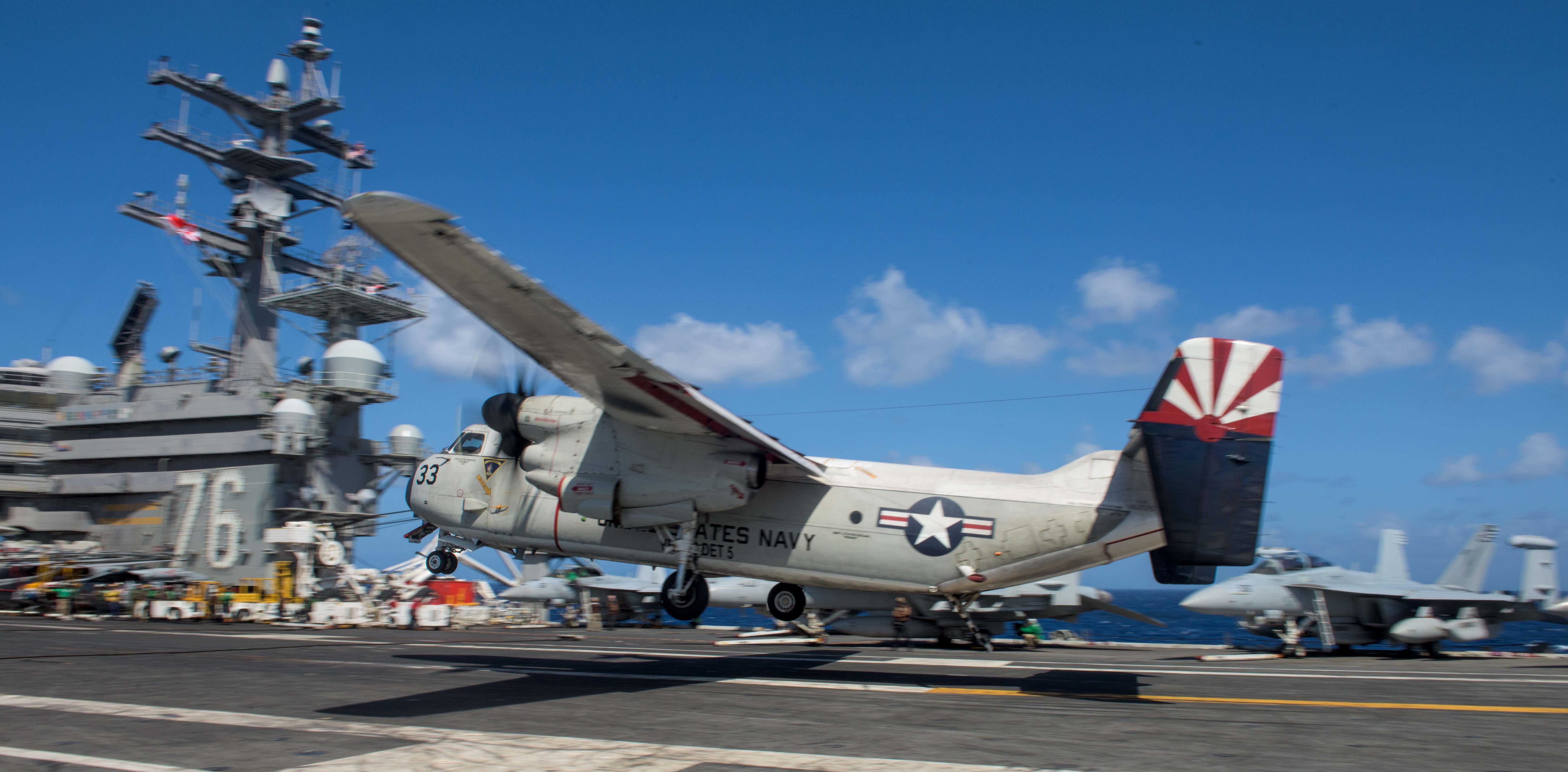 us navy c-2 greyhound