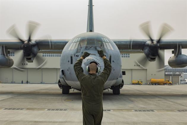 usmc kc-130