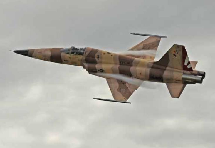 F-5N_Tiger_II_of_VFC-111_in_flight