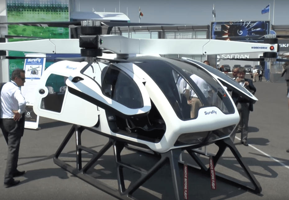 Workhorse_Group_SureFly_Personal_Helicopter_Shows_Up_at_Paris_Air_Show